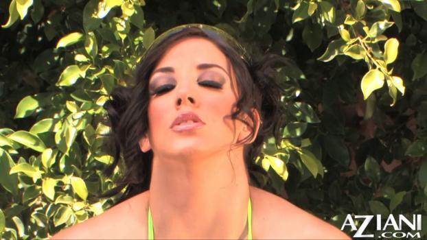 Green Micro Bikini - JelenaJensen | All Porn Stream