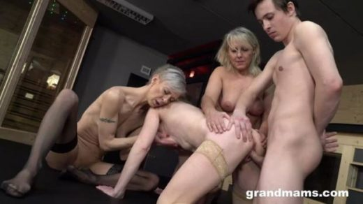 grandmams 20 04 07 triple blonde granny orgy xxx mp4 sdclip