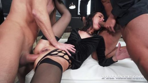 private 20 04 30 freya dee debuts with extreme dp threesome