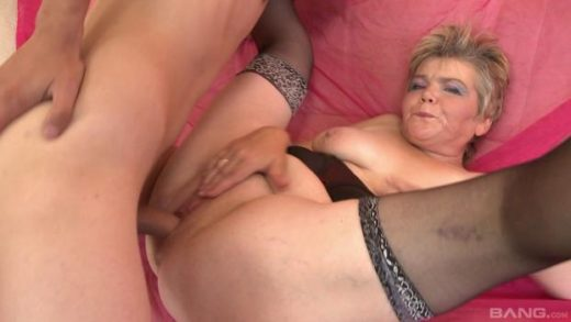 granny is a nasty squirter 1