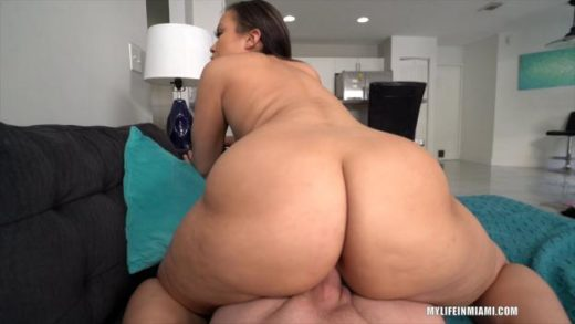 07 15 adriana maya bad ass light skin chick with a fat ass