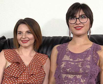 BackroomCastingCouch – Angeline, Sophie – 3way