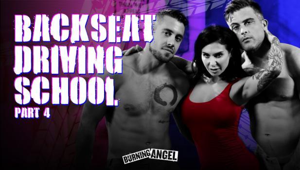 BurningAngel – Joanna Angel – Backseat Driving School