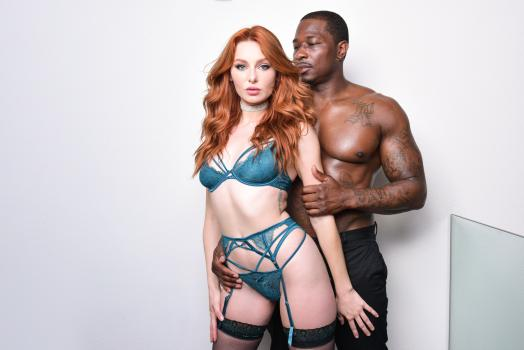 DarkX – Lacy Lennon – Redhead Lacy Wants That Big Cock