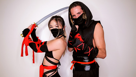 EroticaX – Lulu Chu – Ninja's Trick