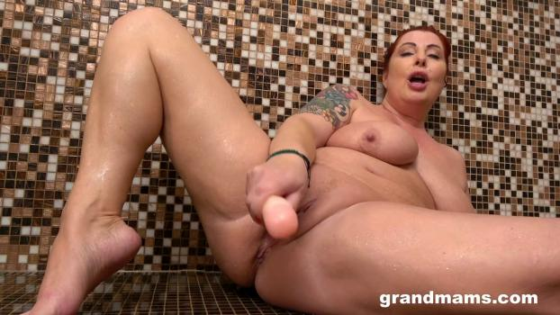 GrandMams – Martine – The One And Only Squirting Queen