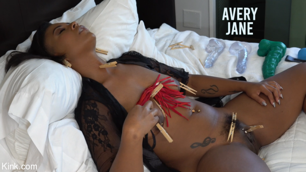 KinkyBites – Avery Jane And Jet Setting Jasmine – Kinky Self Care
