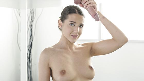 MassageRooms – Sybil Kailena – Milking table treatment on big cock
