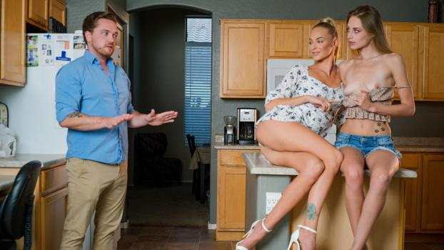 NubileFilms – Emma Hix And Kyler Quinn – Best Laid Plans