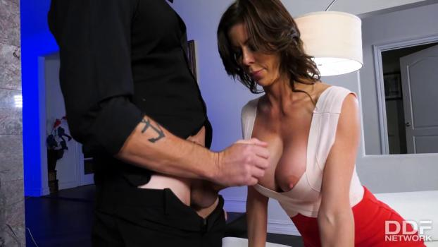 OnlyBlowJob – Alexis Fawk – Licking His Dripping Icicle Dry