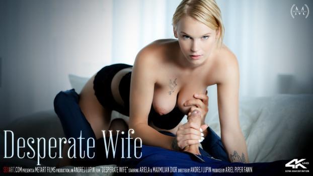 SexArt – Ariela – Ariela Desperate Wife