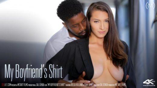 SexArt – Bella Rolland – My Boyfriends Shirt