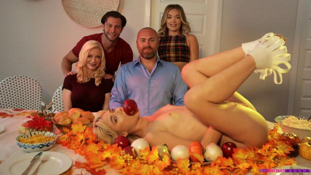 StepSiblingsCaught – Jessie Saint And Katie Kush – How To Stuff Your Step Sister And Her Friend