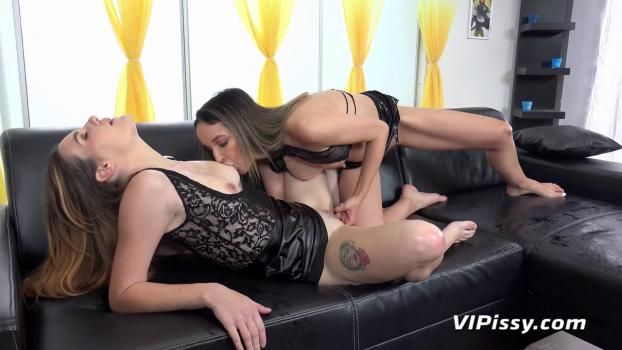VIPissy – Amanda Hill And Francys Belle – Caught In The Act