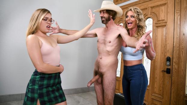 BigButtsLikeItBig – Phoenix Marie – Cum And Fuck On Our Door