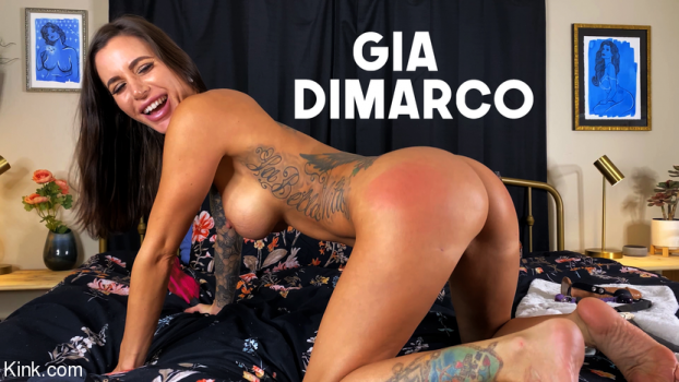 KinkyBites – Gia Dimarco – Queen Bee Submits To The Pope