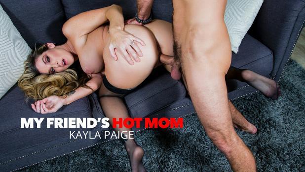 MyFriendsHotMom – Kayla Paige