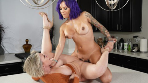 PornstarPlatinum – Dee Williams, Foxxy – Sex Therapy