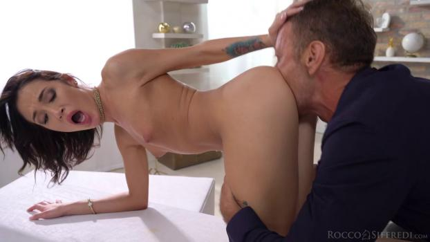 RoccoSiffredi – Alina Crystal And Kris The Foxx – Sex Analyst