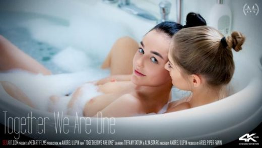 SexArt – Alya Stark And Tiffany Tatum – Together We Are One