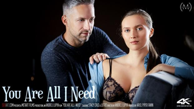 SexArt – Stacy Cruz – You Are All I Need