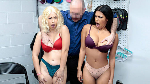 Shoplyfter – Maya Farrell, Goldie Glock – Just Do Everything I Say