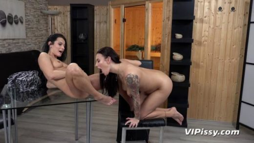 VIPissy – Lexi Dona And Vanessa Decker – Cooling Off