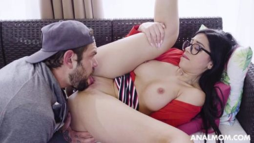 AnalMom – Julia De Lucia – Under My Stepsons Command