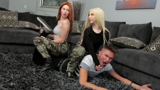 BrattySis – Kenzie Reeves And Lacy Lennon – When Things Go Too Far