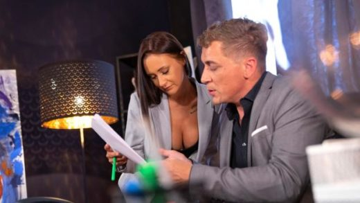 DaneJones – Mina Moreno – New secretary with big natural tits