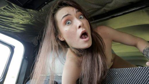 FakeTaxi – Tabitha Poison – Skinny Babe Fucked Doggystyle