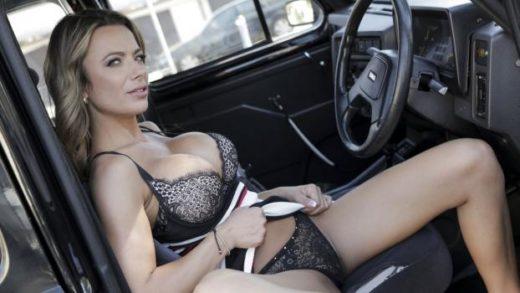 FemaleFakeTaxi – Shalina Devine – Give me an orgasm for a discount