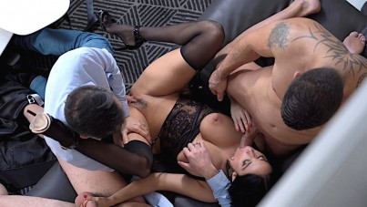 Handsome friends, anissa kate