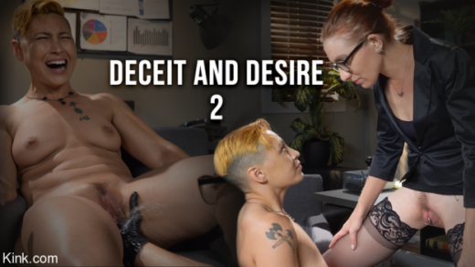 KinkyBites – Fox Acecaria And Davey Faye – Deceit And Desire Part 1