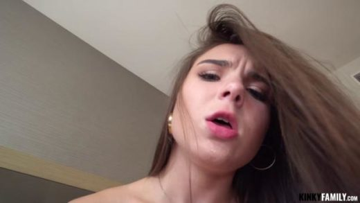 KinkyFamily – Megan Marx – Stepsis Spying And Fucking