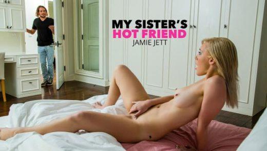 MySistersHotFriend – Jamie Jett