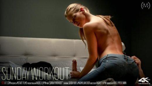 SexArt – Sarah Kay – Sunday Workout