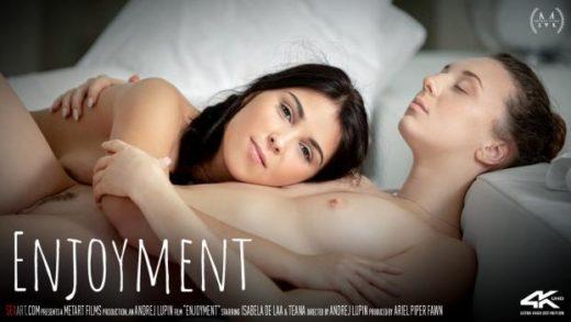 SexArt – Teana And Isabela De Laa – Enjoyment