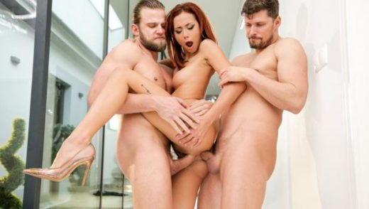DPFanatics – Veronica Leal – Insatiable Lust
