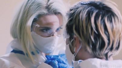 Future darkly, pandemic, anna and alex
