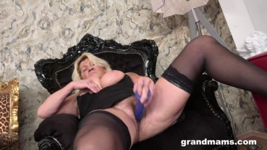 GrandMams – Lola Wild – Crazy Horny And Sixty Years Old