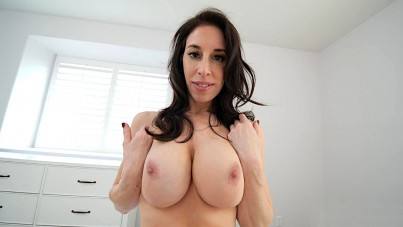 My stepmom doesn't need permission to touch my penis