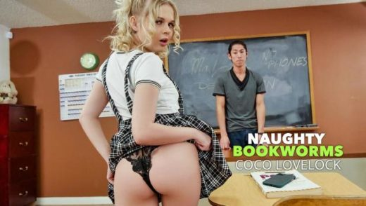 NaughtyBookworms – Coco Lovelock
