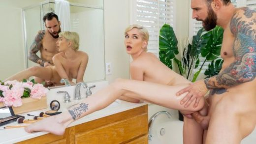 RKPrime – Skye Blue – Pervert In The Bathroom