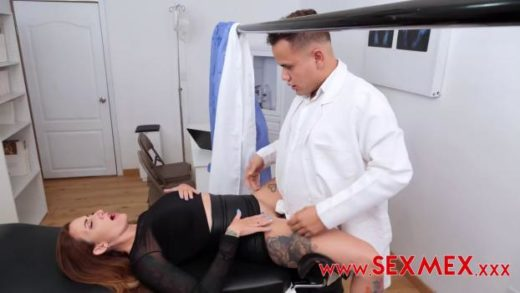 SexMex – Pecosa – Inseminated By The Doctor