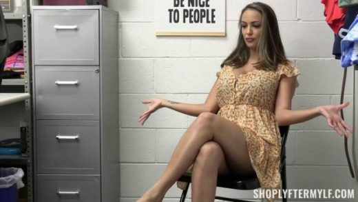 ShoplyfterMylf – Sofi Ryan – Thief MILF Gets Caught In A Lie