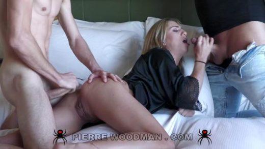 WoodmanCastingX – Megane Lopez – Wild Anal And DP Day