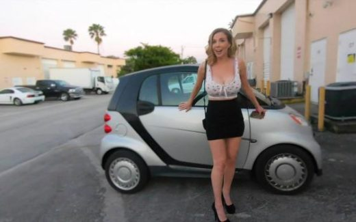 BangRoadSideXXX – Blake Blakely – Blake Blakely Wants To Sell Her Car And Be A Movie Star