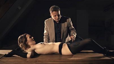 Erotic bondage sex, elena vega