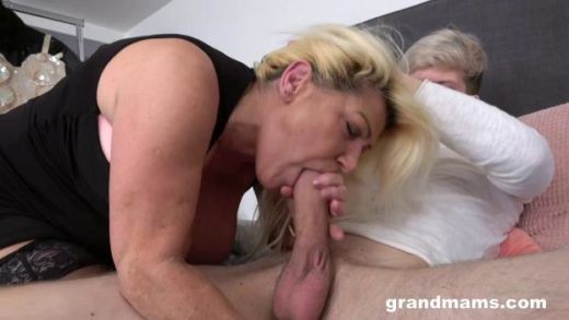 GrandMams – Lola Wild – Old German Whore Needs A Young Cock